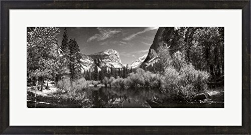 Mirror Lake in Yosemite National Park, Mariposa County, California by Panoramic Images (Mirror Lake Yosemite National Park)