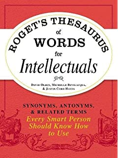 Amazon the thinkers thesaurus sophisticated alternatives to rogets thesaurus of words for intellectuals synonyms antonyms and related terms every smart fandeluxe Choice Image