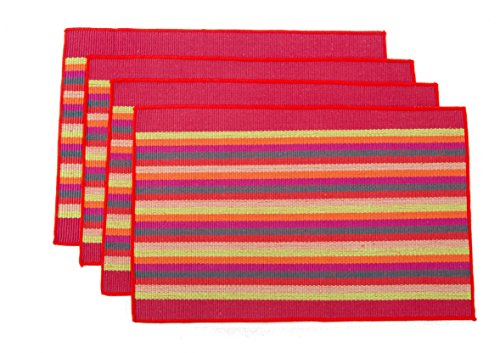 Quilted Cloth Placemats - 5