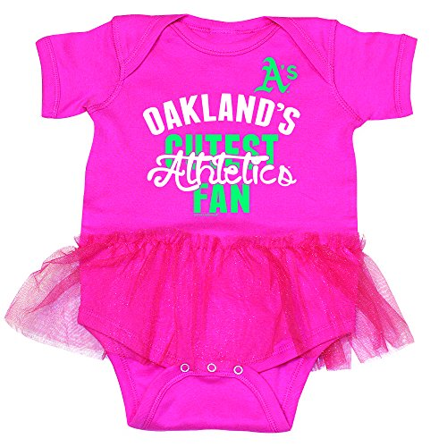 oakland-athletics-as-mlb-newborn-infant-ballerina-tutu-bodysuit-creeper-12-months