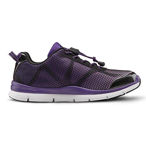 Dr. Comfort Katy Damen Sneaker Grün / Türkis