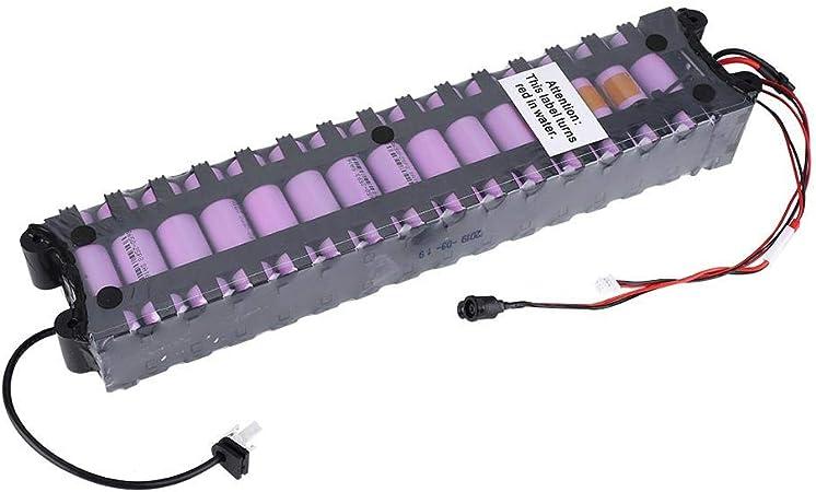 Alomejor1 Remplacement de Batterie au Lithium de Scooter de Paquet de Batterie de 36V 7800mAh pour Le Scooter /électrique M365