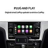 Carlinkit 2.0 Wireless CarPlay Adapter U2W for