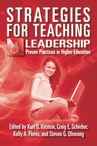 Strategies for Teaching Leadership: Proven Practices in Higher Education (Volume 3)