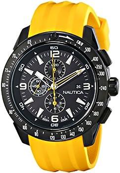 Nautica NST 101 Stainless Steel Men's Watch