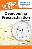 Overcoming Procrastination - The Complete Idiot's Guide, Michelle Tullier, 1615642110