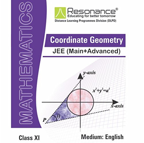 Amazon in: Buy Resonance Coordinate Geometry For JEE Main