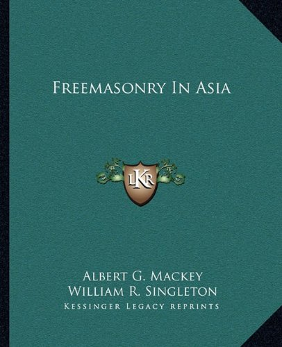 Freemasonry In Asia PDF