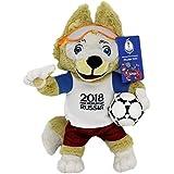 """Zabivaka - Official Plush Mascot of 2018 FIFA World Cup Russia (7"""")"""