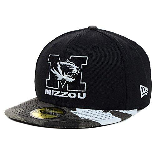 New Era Missouri Tigers NCAA Urban Camo 59FIFTY Cap