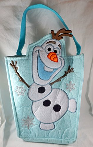 Disney Frozen Olaf Trick or Treat Bag (Frozen Trick Or Treat Bag)