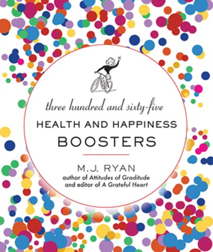 365 Health and Happiness Boosters cover