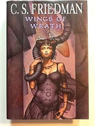 book cover of The Wings of Wrath