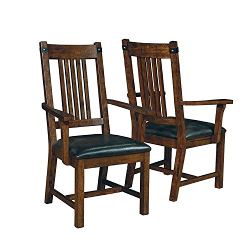Coaster 105703 Home Furnishings Arm Chair (Set of 2) by Coaster Home Furnishings
