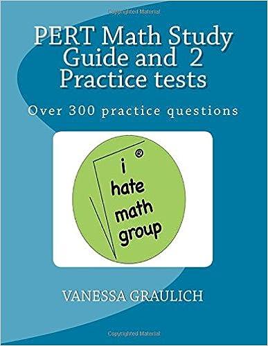 pert study guide