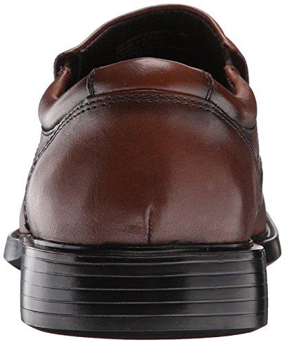 Dockers Men's Park Slip-On Loafer Dark Tan Kejdfnoj