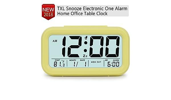 Despertadores electrónicos Relojes de alarma electrónicos ...