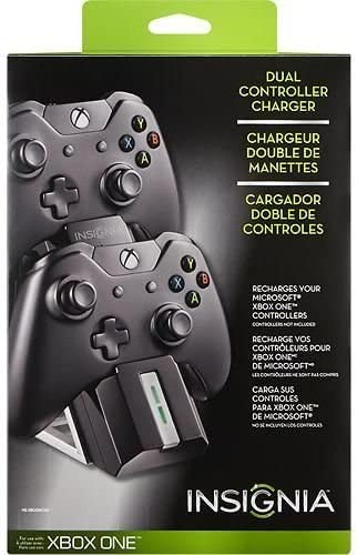 Amazon.com: Insignia Dual Controller Charger For Xbox One By ...