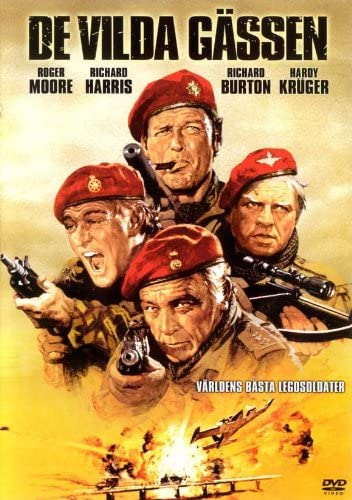 The Wild Geese (1978) Hindi Dubbed
