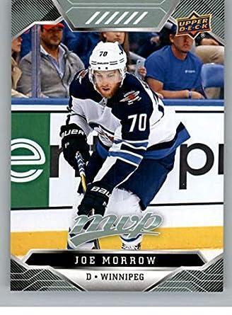the best attitude 9f39a e7340 Amazon.com: 2019-20 UD MVP Hockey #26 Joe Morrow Boston ...