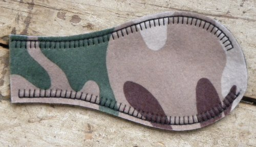 Patch Me Eye Patch - Camouflage Brown from Patch Me