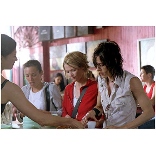 The L Word Marina, Dana, Alice, and Shane Gazing Down 8 x 10 inch photo
