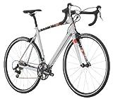 Diamondback Bicycles 2014 Century 3 Road Bike (700cm Wheels), 56cm, Silver