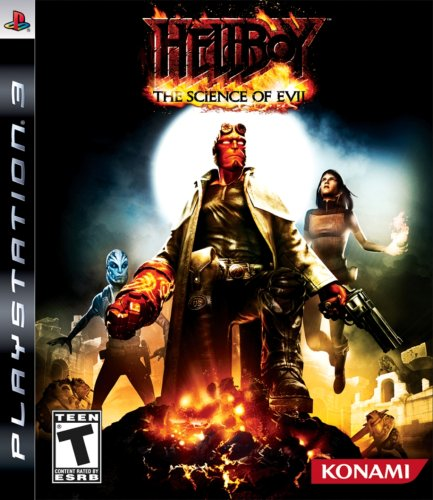 Hellboy: The Science of Evil - Playstation 3