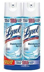 Lysol Disinfectant Spray, Crisp Linen, 3...