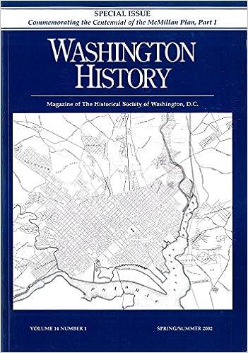 Washington Map Society.Washington History Magazine Of The Historical Society Of Washington