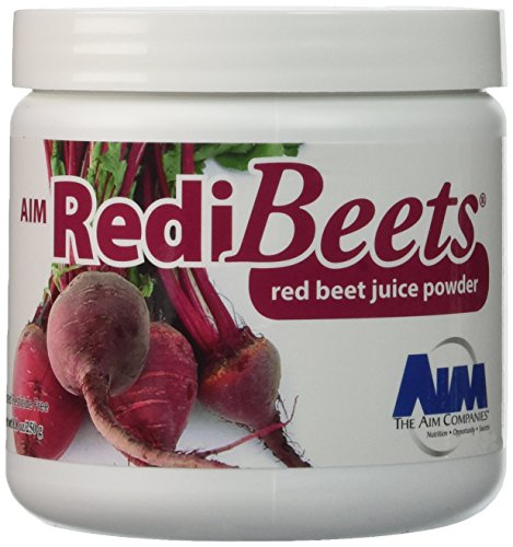 AIM Redi Beets for beet juice supplementation, 8.8 oz