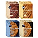 GU Energy Stroopwafel Sports Nutrition Waffle, Assorted Flavors, 16-Count