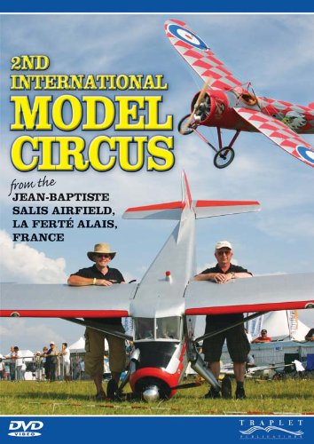 Rc Helicopter Dvd - 2nd International Model Circus