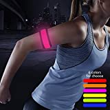 Higo LED Slap Bracelet, Light Up Party Favor Event
