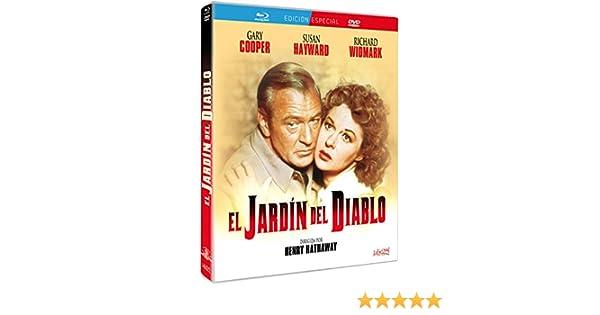 El jardín del diablo (Combo) [Blu-ray]: Amazon.es: Gary Cooper ...