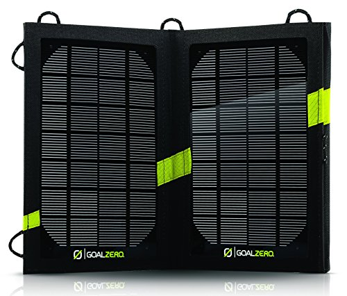 Best Backpacking Solar Charger - 4