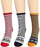 FULIER Women's Socks Casual Cotton Cute Funny Socks Colorful Design Comfortable Dress Crew Socks (color 4)