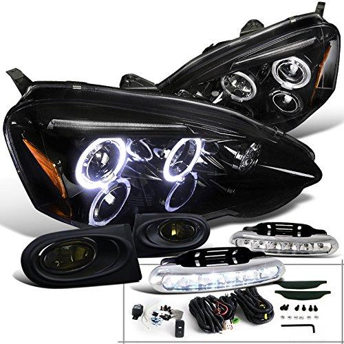 04 Acura Rsx Halo Projector - 6