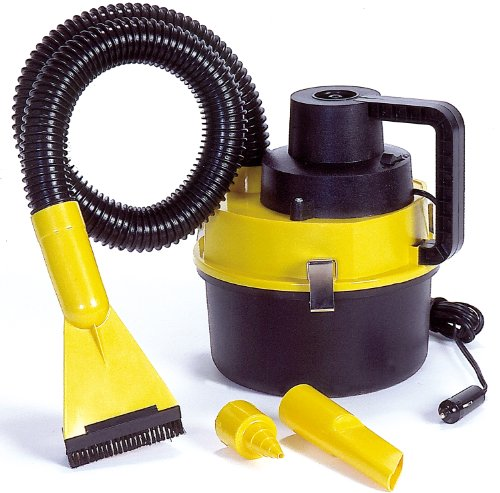 Koolatron 401 572 Canister Vacuum