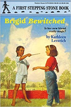 Book Brigid, Bewitched (A Stepping Stone Book(TM))