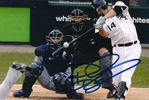- Paul Konerko White Sox Autographed Signed Memorabilia 4X6 Photo Autograph Auto - PSA/DNA Authentic