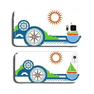 Sea Design cell phone cover case iPhone6 Plus