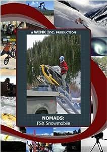 NOMADS: FSX Snowmobile