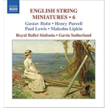 English String Miniatures Vol.