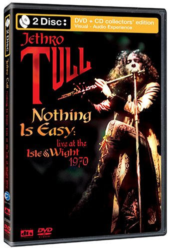 Jethro Tull: Nothing Is Easy Live at the Isle of Wight 1970 by Eagle Rock Ent