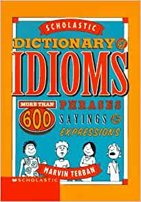 scholastic dictionary of idioms pdf download