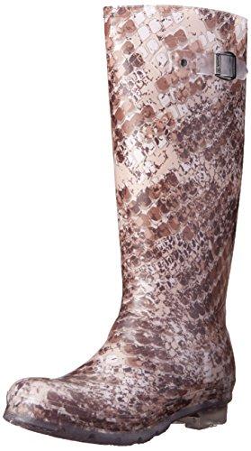 Kamik Women's Medusa Rain Boot Brown 8YC0l