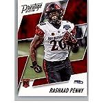 2018 Prestige #280 Rashaad Penny Seahawks