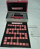 : Whatzit Board Game of Fractured Phrases