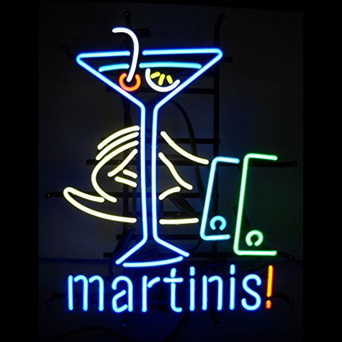 Martinis Neon Sign 24